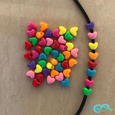 Korálky střední srdce